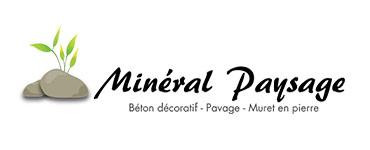Logo du paysagiste Minéral Paysage