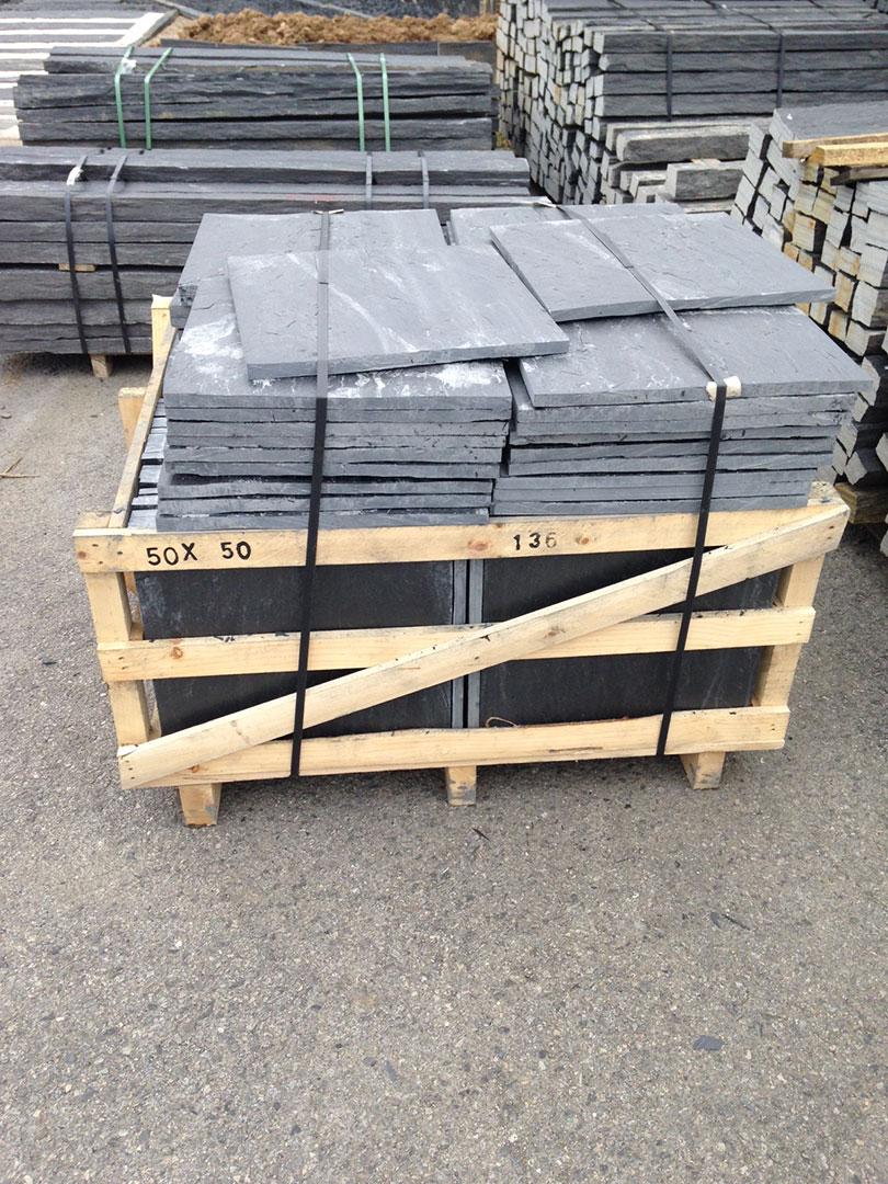 Dalle Ardoise 100 X 30 les plaques en ardoise décoratives de côté déco